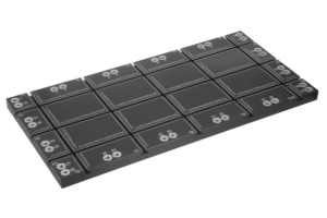 Baseplates aluminium with T-slot, Form B