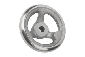 Handwheels DIN 950, grey cast iron, without grip