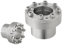 Keyless locking couplings Form A stainless steel